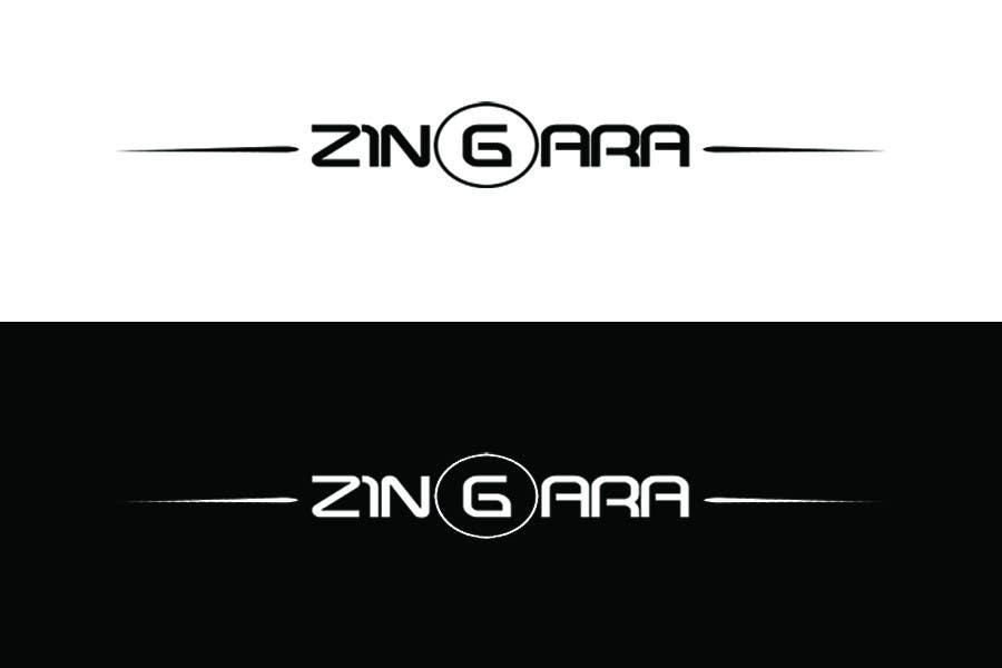 Bài tham dự cuộc thi #                                        266                                      cho                                         Logo Design for ZINGARA