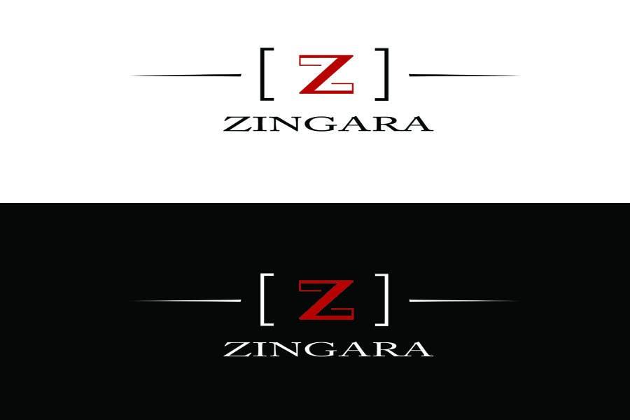 Bài tham dự cuộc thi #                                        269                                      cho                                         Logo Design for ZINGARA