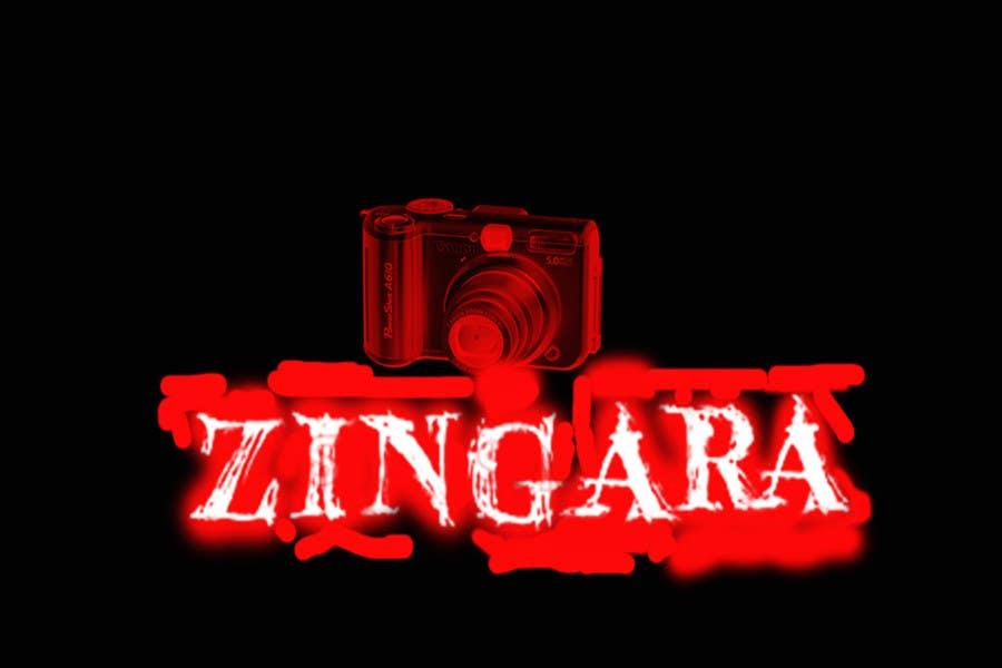 Bài tham dự cuộc thi #                                        388                                      cho                                         Logo Design for ZINGARA