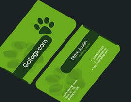 #33 for Business Card Design for GoTags.com LLC by babugmunna