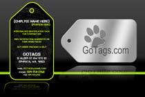 Graphic Design Конкурсная работа №13 для Business Card Design for GoTags.com LLC