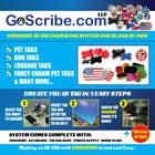 Graphic Design Contest Entry #7 for Brochure Design for GoScribe.com LLC