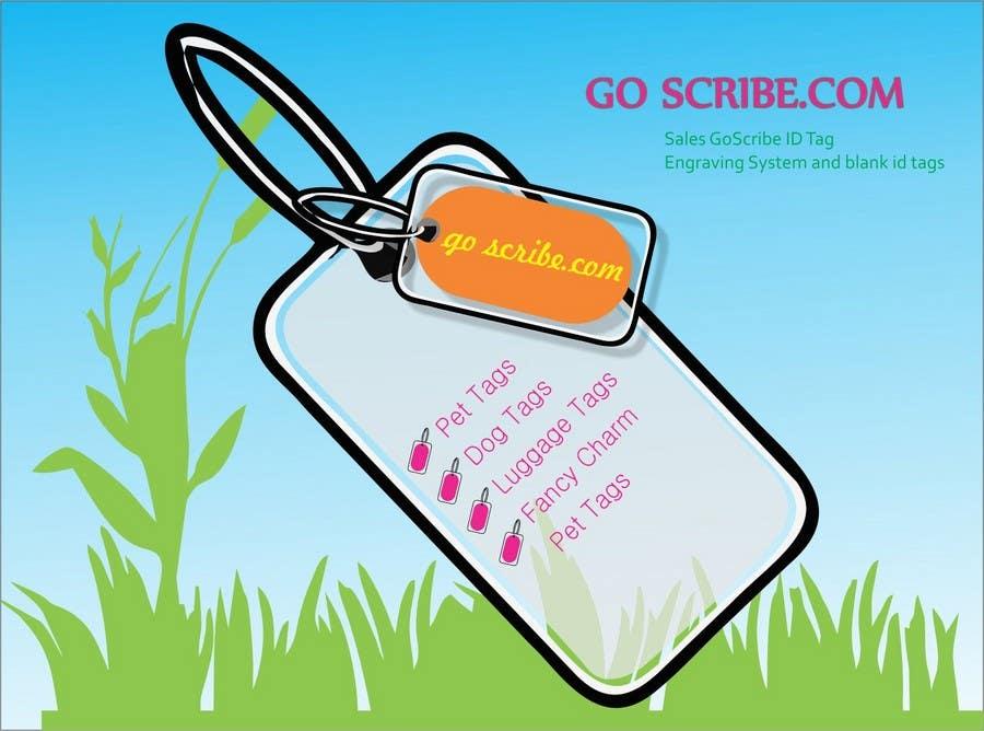 Contest Entry #15 for Brochure Design for GoScribe.com LLC