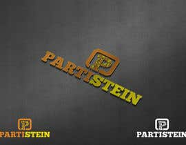 #116 for Design a Logo for Partistein by kdneel