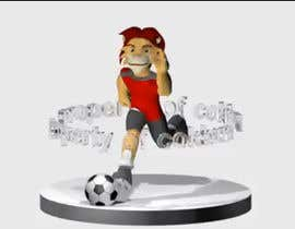 #12 untuk Create a Mascot for our company, a 3D model oleh cokbun