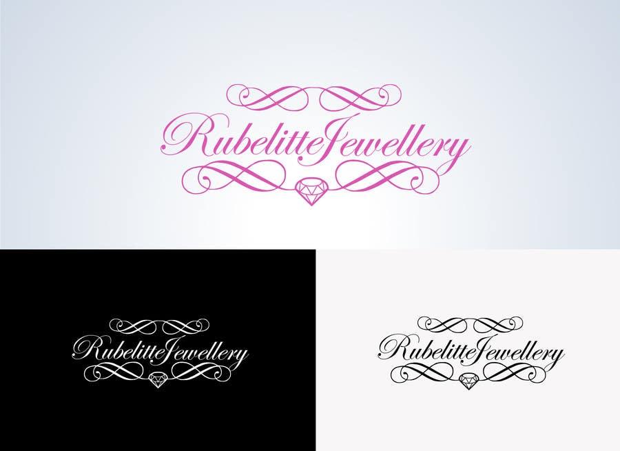 Zgłoszenie konkursowe o numerze #                                        33                                      do konkursu o nazwie                                         Logo design for jewellery company / Logo firmy projektującej biżuterię