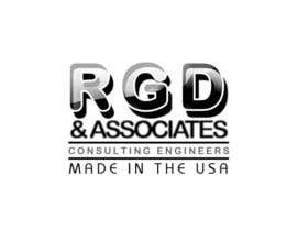 #418 para Logo Design for RGD & Associates Inc, Consulting engineers, www.rgdengineers.com por freeabove