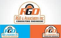 Graphic Design Entri Peraduan #126 for Logo Design for RGD & Associates Inc, Consulting engineers, www.rgdengineers.com