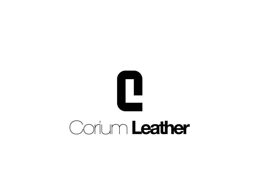 Kilpailutyö #15 kilpailussa Design a Logo for Corium Leather