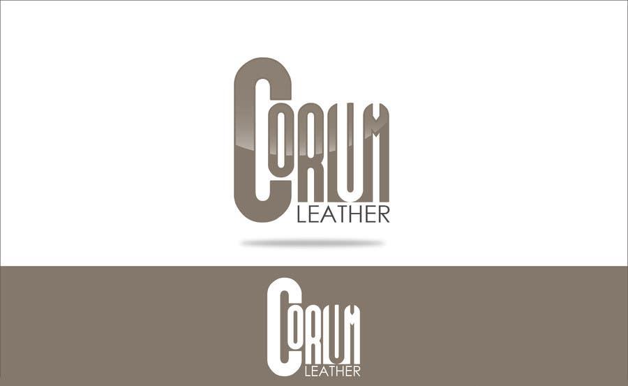 Penyertaan Peraduan #45 untuk Design a Logo for Corium Leather