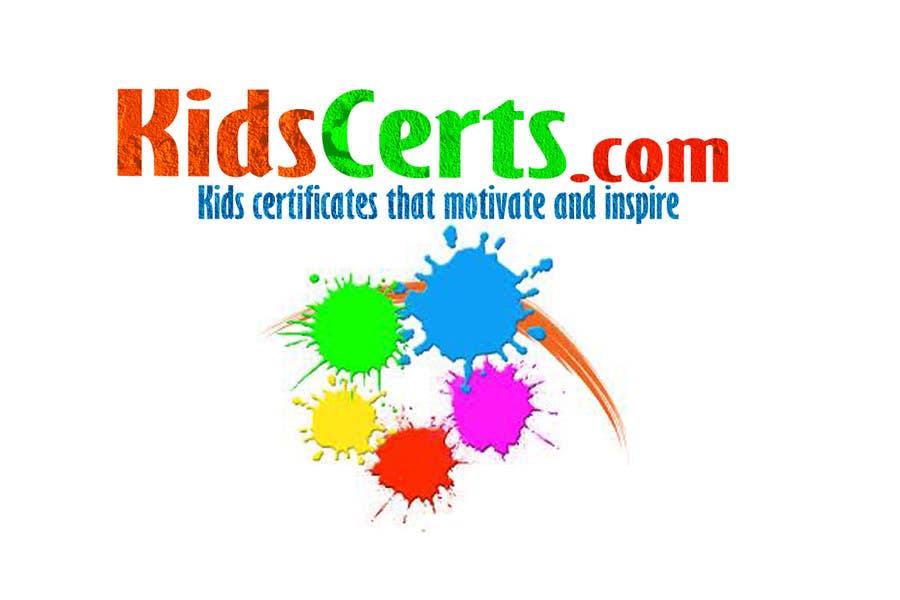 Konkurrenceindlæg #60 for Design a Logo for Kids website