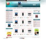 Build an Online Store for ataco için Website Design3 No.lu Yarışma Girdisi
