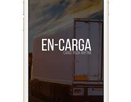 #12 for en- carga app mock up contest by lancerajee