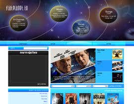 Azavedo tarafından Design header for entertainment website için no 12