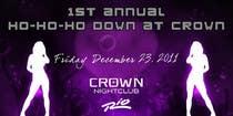 Easy Quick Facebook Graphic Design for Crown Nightclub Las Vegas için Graphic Design3 No.lu Yarışma Girdisi