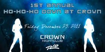 Easy Quick Facebook Graphic Design for Crown Nightclub Las Vegas için Graphic Design1 No.lu Yarışma Girdisi