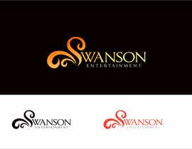 #183 cho Design a Logo for Swanson Entertainment bởi rueldecastro