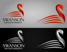 #35 para Design a Logo for Swanson Entertainment por barathsubramani