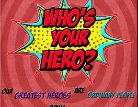 #32 for Quick and easy! Create this EASY SUPERHERO logo based on our idea by prashanshasingh