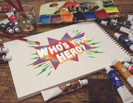 #1 for Quick and easy! Create this EASY SUPERHERO logo based on our idea by irasdreams