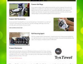 #15 para Design a Twitter background for JStewartgolf por samazran