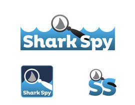 #13 for Logo for Software called Shark Spy af rogerweikers