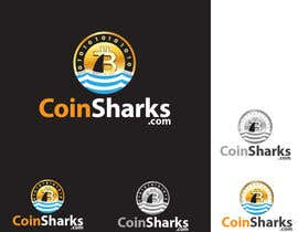 #26 for design a logo for my website coinsharks.com by arteastik