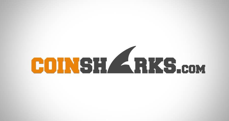 #45 for design a logo for my website coinsharks.com by kingryanrobles22