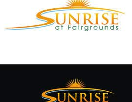 designerartist tarafından Design a Logo for Sunrise at Fairgrounds için no 17