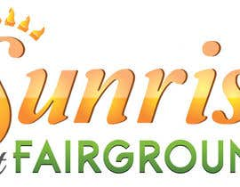 #29 for Design a Logo for Sunrise at Fairgrounds af atularora