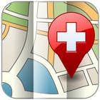 Contest Entry #24 for App icon design for location based service
