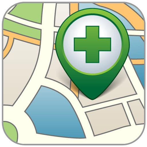 #25 for App icon design for location based service by raikulung