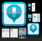 Contest Entry #12 for App icon design for location based service