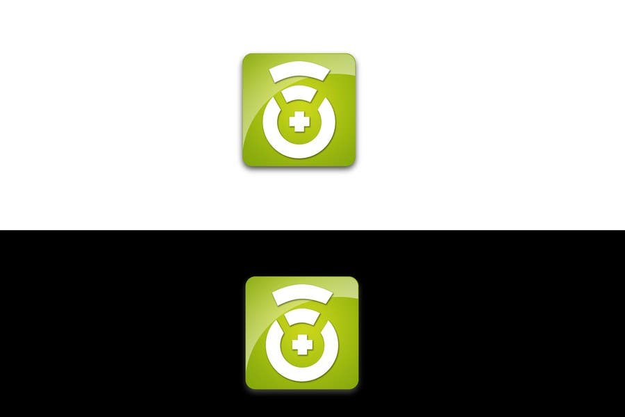 #13 for App icon design for location based service by grafixsoul