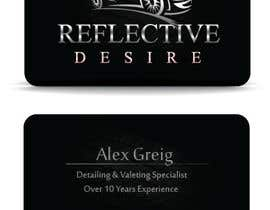 #35 untuk Design some Business Cards for Detailing business oleh th4n0z