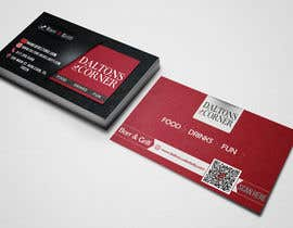 abdelaalitou tarafından Design some Business Cards for Barr & Grill için no 37