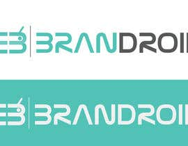 #133 for Design a new logo for BRANDROID by KiVii