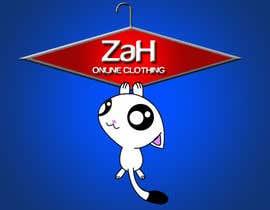 #14 for Diseñar un logotipo para empresa retail online ropa nombre y personaje cartoon by Apophis91