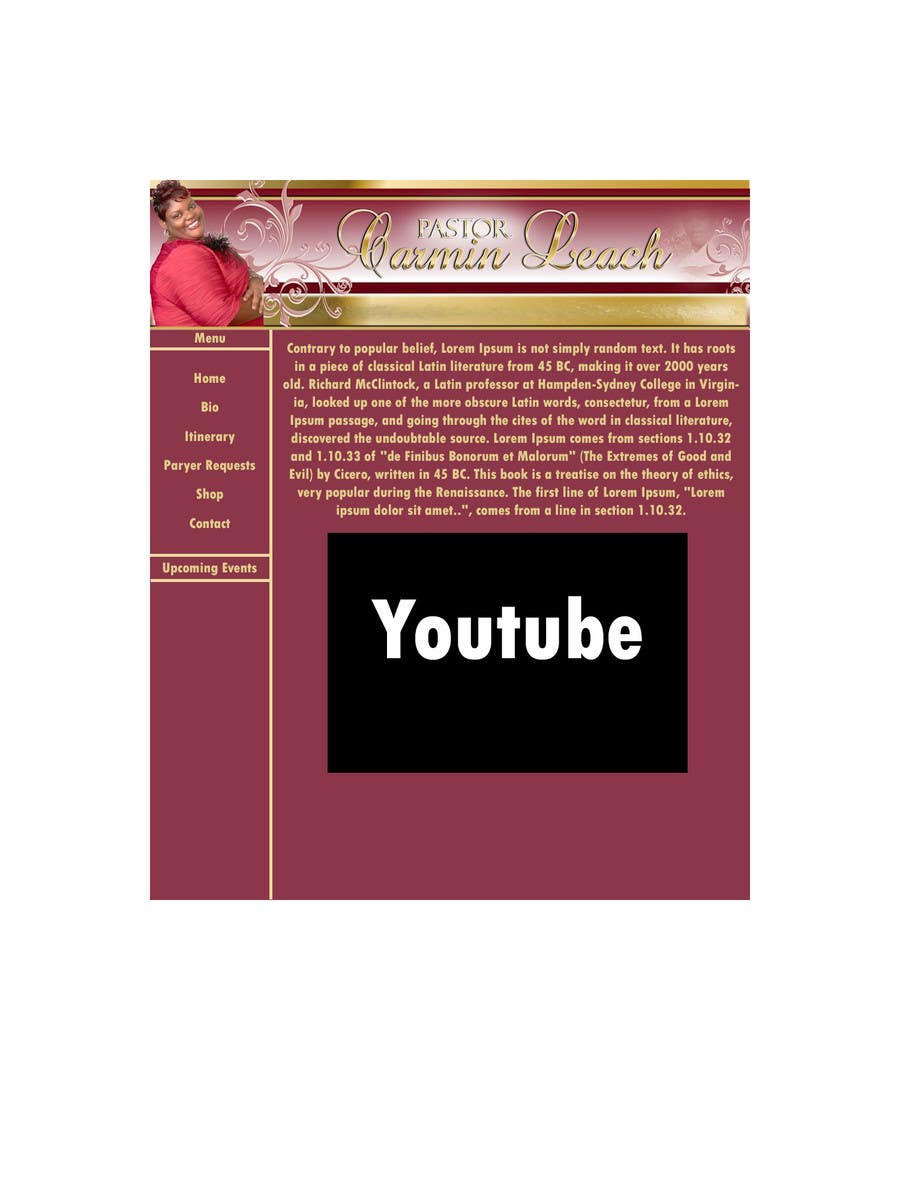 #2 for Easy Redo of bottom of Webpage Design - mostly just a new background is needed by CookieGaming