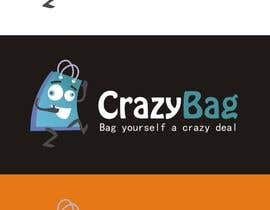 #63 for Design a Logo for CrazyBag! af salamonzsolt
