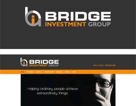 #87 untuk UPDATED BRIEF - Arty Logo for Bridge Investment Group oleh trying2w