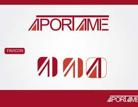 #3 cho Diseñar un logotipo que diga APORTAME , el sitio web sera aporta.me bởi rimskik