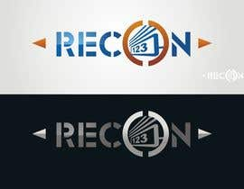 #14 for Design a Logo for RECON - Automatic License Plate Recognition System af paramiginjr63