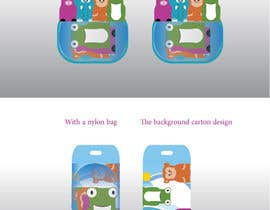 #8 para Design cool pouch style packaging for AQUASKIN... por Banakit