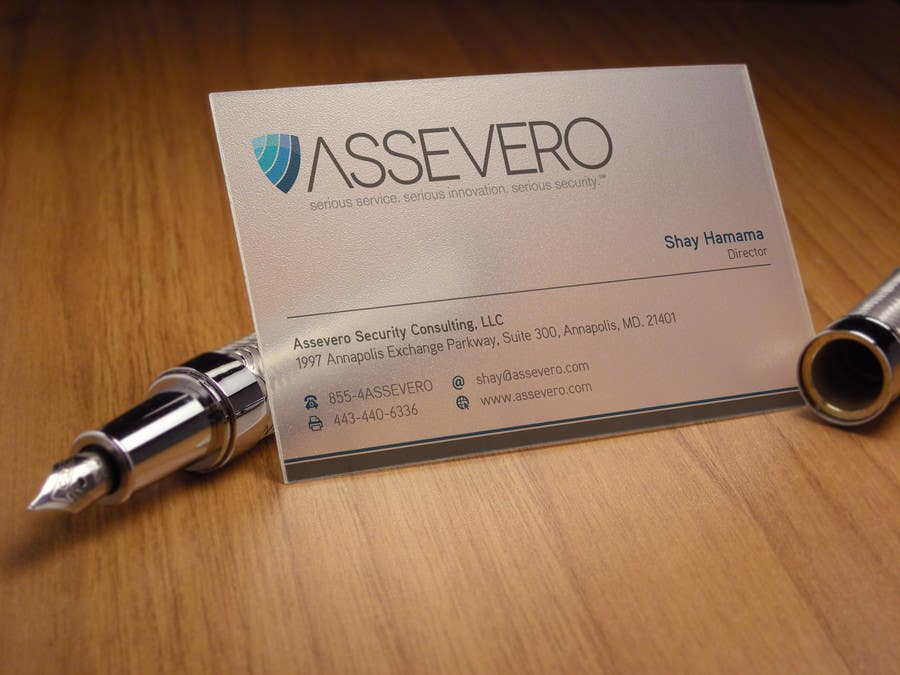Konkurrenceindlæg #350 for Top business card designs - show off your work!