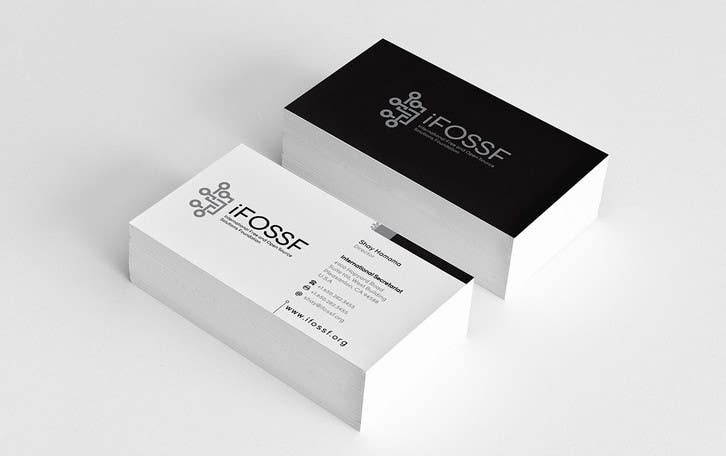 Konkurrenceindlæg #362 for Top business card designs - show off your work!