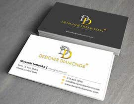 #126 para Top business card designs - show off your work! por ezesol