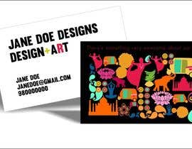 nº 247 pour Top business card designs - show off your work! par ruchikaura