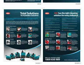 #41 for Design a 4 page brochure af pris