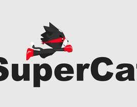 #134 para ILLUSTRATE A COOL SUPER CAT LOGO por arurklimovich911